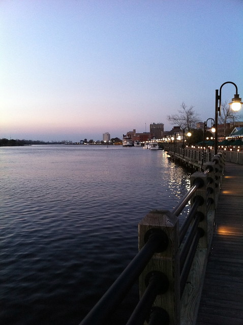 Wilmington Walk - Cape Fear River