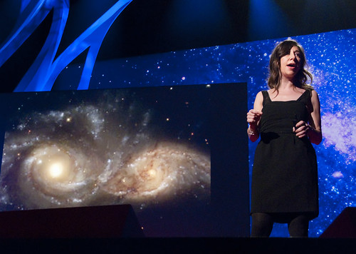 TED 2011 - Janna Levin ©Suzie Katz #2501 by Suzie Katz, on Flickr