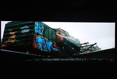 Rime (huntingtherare) Tags: train movie graffiti msk rime freight unstoppable madsocietykings