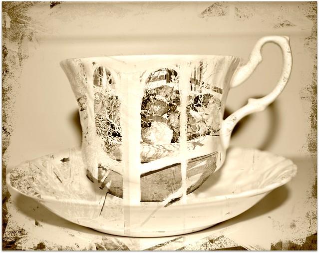 Texture Tuesday Tea