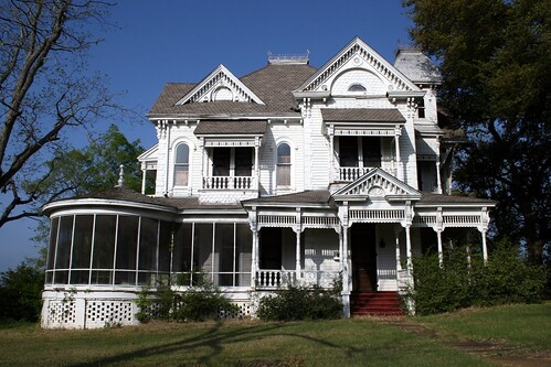 william and caroline broyles house