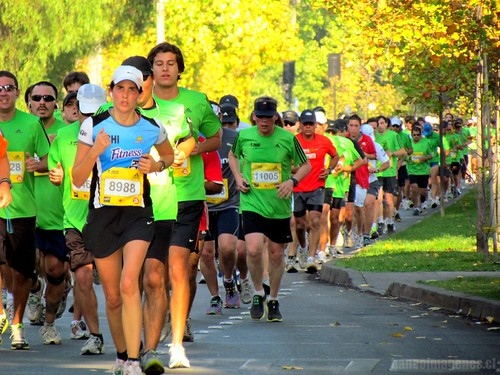 MARATÓN DE SANTIAGO | 21K by .:: PCM, El Flickr de Chile || BANCOIMAGENES.CL :