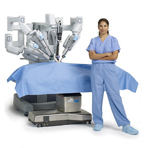 The da vinci surgical system essay