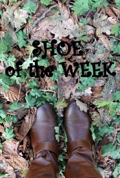 Shoe of the Week Badge