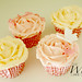It's a girl Cupcakes, set of 4