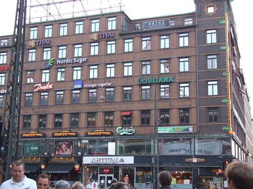 Adverts in København