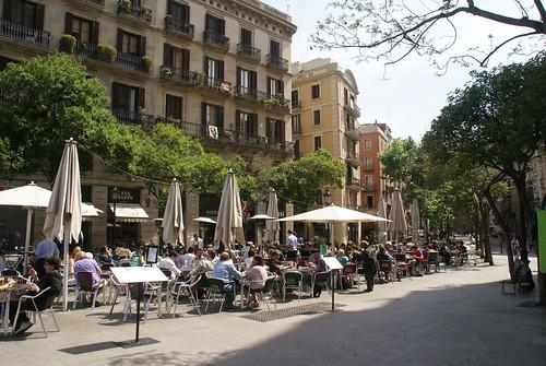 Barcelona en la economía y el turismo