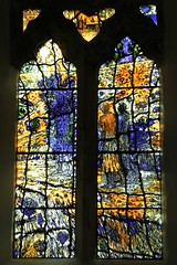 The Road to Emmaus, St Margaret's church, Millington, East Yorkshire (D  a  v  e) Tags: pictures camera digital computer photography photo pix view image photos pics images photographs photograph views directions info information facts picsof picturesof imageof guesswhereuk gwuk guessedbysimonk photographof imagesof photographsof directionsto