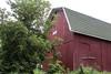Red Barn, September 2016 (marylea) Tags: red barn rural 2016 sep8 farm sugarloaffarm