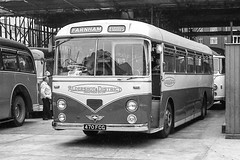 470FCG Aldershot & District 470 (lenmidgham) Tags: 1960scoach aec aldershotdistrict bwscan betgroup parkroyal transport