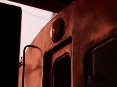 P9190682 (Mickey Huang) Tags: olympus epl6 mzuikodigitaled45mmf18 taiwan   mft m43 train empty old