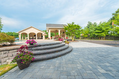 After 2016 (17) (The Sharper Cut Landscapes) Tags: belgardhardscapes patio pavers plantings paverdesign pool pavilion walkway steps seatwall retainingwall landscapedesign landscaping landscapecompany landscapelighting thesharpercutlandscapes thesharpercut