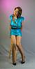 A Little Cleavage! (kaceycd) Tags: crossdress tg tgirl lycra spandex minidress mesh seethrough seethru pantyhose pumps highheels stilettopumps stilettoheels sexypumps stilettos s
