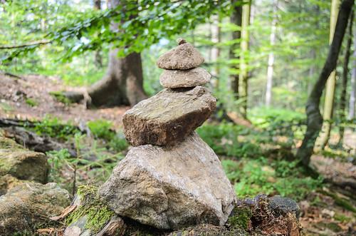 Steintürmchen