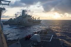 160916-N-PD309-011 (SurfaceWarriors) Tags: benfold japan navy sailor underway philippinesea