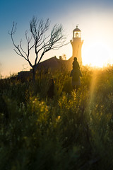 Palm Beach II (ⓨⓥⓔⓢ) Tags: barrenjoeylighthouse goldenhour landscape nature australia palmbeach sydney barrenjoey newsouthwales lighthouse