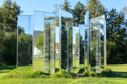 Glaskunst in Frauenau