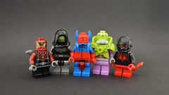 You are not alone (th_squirrel) Tags: lego sci fi minifigs minifig minifigures minifigure space alien figbarf