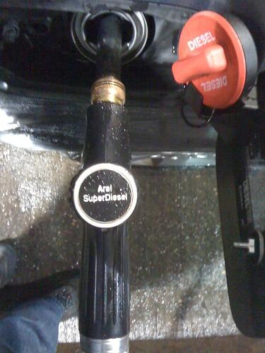 SuperDiesel = Diesel ?