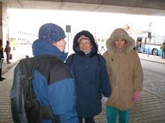 Tradiční vycházka z Útěchova na  Vranov, 5. 1. 2011
