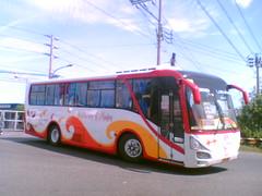 Shanine & Pauline Transport (Bus Ticket Collector VI; Hari ng Sablay ) Tags: las maria nias esp pauline sta shanine bocaue rebodied