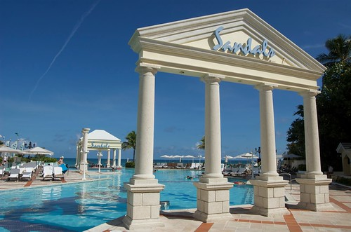 The Bahamas are a perfect location for destination weddings and last year