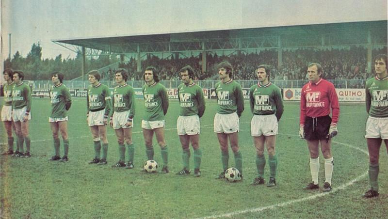 Saint-Etienne 1975-76