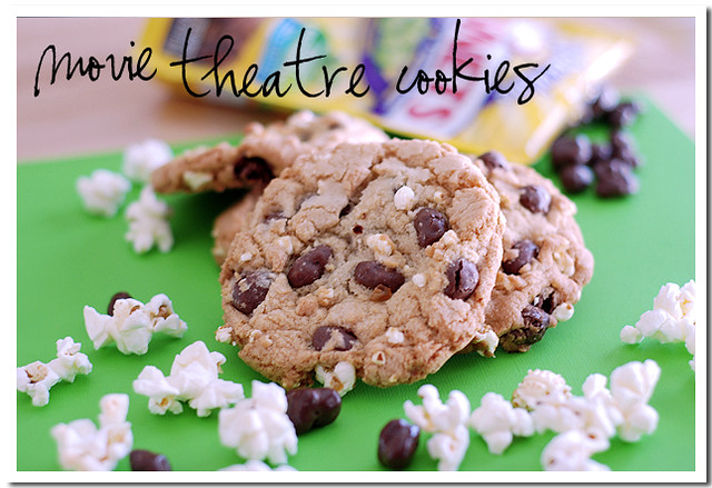 movie theater cookies