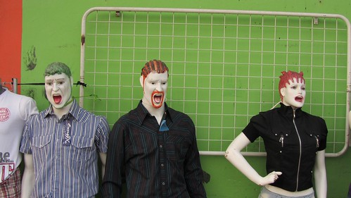 Second Hand Mannequins
