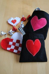 Valentine Loot Bags