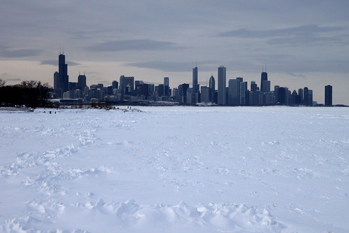 Skyline and Ice