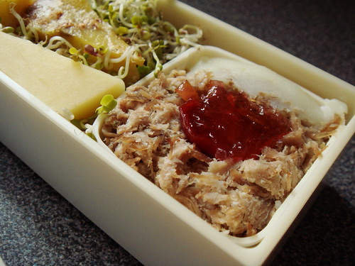 Bento With French Flair: Rillette