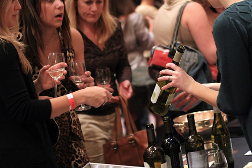 Drink:Eat:Play's International Wine Festival at the Hollywood Renaissance - January 15, 2011