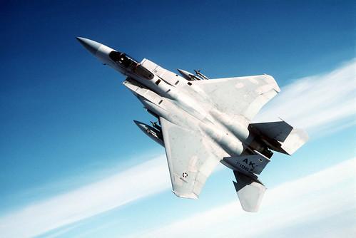 フリー写真素材, 乗り物, 航空機, 戦闘機, F- イーグル, アメリカ空軍,