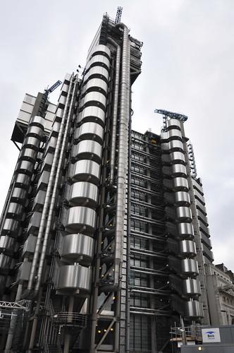 Lloyd's Buildings
