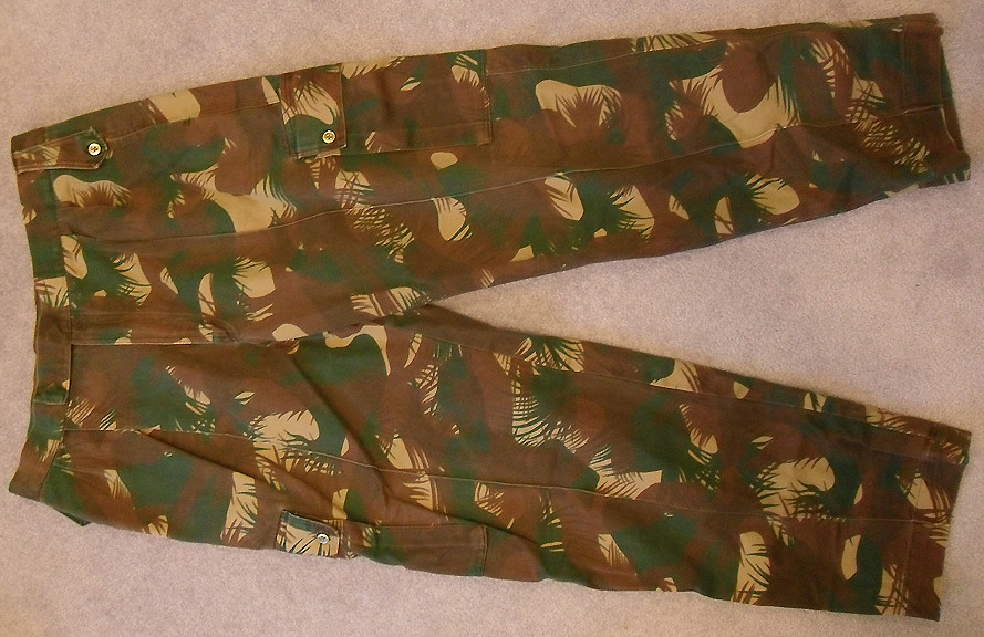 Indian Fern Camo Uniform 5420510590_4148017caf_b