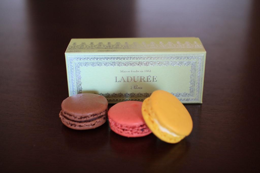Macaron of Laduree