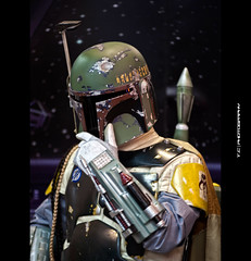 Boba Fett (iPh4n70M) Tags: show paris france photography star photo starwars costume nikon photographer photographie cosplay manga des event photograph tc jedi photowalk scifi boba wars cosplayer nikkor guerre parc ballade parisian toiles balade fett photographe parisienne 105mm parisien expositions d700 tcphotography ph4n70m iph4n70m tcphotographie