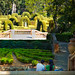 Horta Labyrinth Park in Barcelona