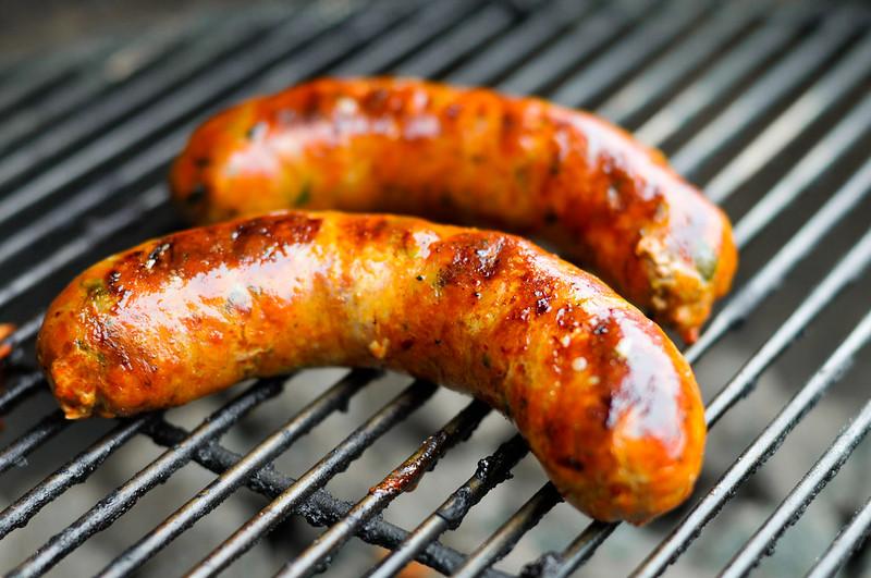 Roasted Poblano Sausage