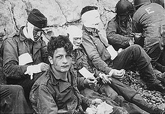 D-Day - The Normandy Invasion - June, 1944 (expertinfantry) Tags: world two france beach infantry germany fight war ranger all general photos head anniversary wwii navy honor historic landing ii fallen end warrior omaha greatest combat airborne normandy dday generation invasion 1944 amphibious eisenhower paratrooper