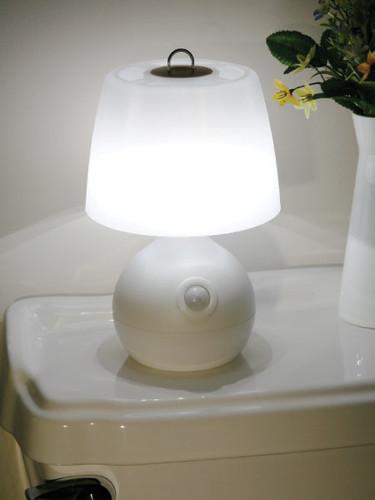 Nightwatcher Hands Free Sensor Lamp