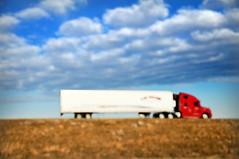 lw miller semi truck blurry (houstonryan) Tags: art truck print photography utah photo blurry ryan trucker picture houston semi miller card photograph wheeler 18 lw trucking eighteen houstonryan