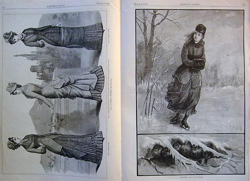 Harper's Bazar March, 1880