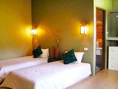 Escape Cabins Koh Lanta Twin Room