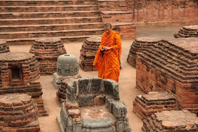 那爛陀遺跡(Narlanda Temple)