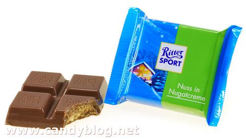 Ritter Sport Nougatcreme