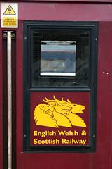 English Welsh & Scottish Railway (Howard_Pulling) Tags: uk summer yorkshire rail railway august railways 67 2010 doncaster southyorkshire ews class67 67028 ukclass67