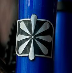 046/365 Trike Badge (juliaclark42) Tags: california trike huntingtonbeach project365 365project day046 nikond300