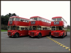 Reading Routemasters (Wandle 190) Tags: routemaster rm aec route2 rm1990 readingmainline ald990b 859dye rm1859 rm999 wvs423 routemasterassociation